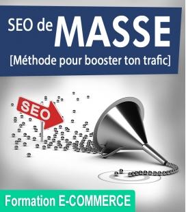 SEO de Masse pour votre e-commerce