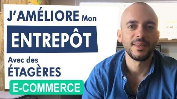 LOGISTIQUE : J'Optimise mon Entrepôt (En Live)