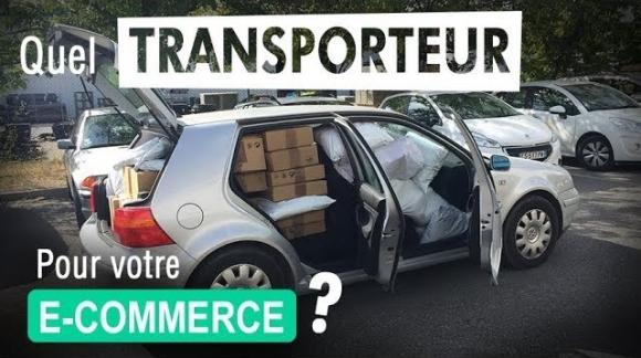 LIVRAISON : Quel transporteur pour votre e-commerce ?