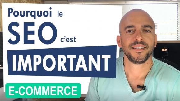SEO E-commerce : Pourquoi c'est IMPORTANT ?