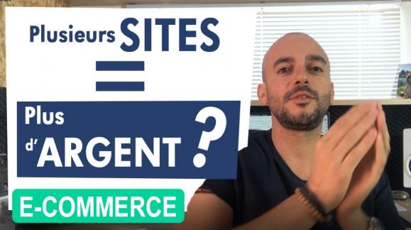 GAGNER Plus : En créant un Nouveau site e-commerce