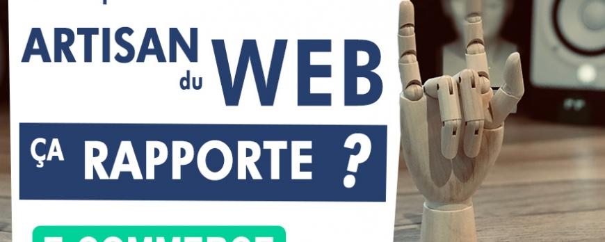 Artisan du web ca rapporte ?