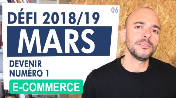 Compte rendu du défi : Mars 2019