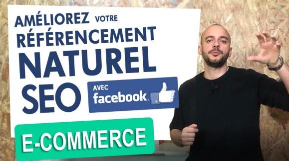 Améliorez votre référencement naturel SEO avec Facebook