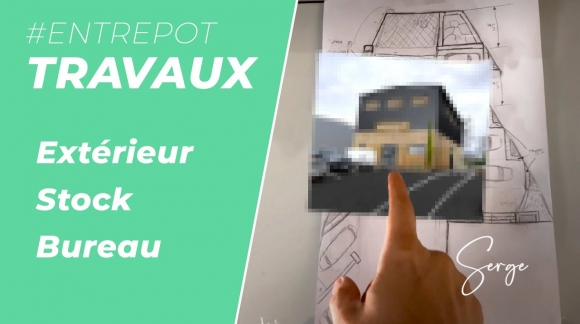 Travaux du local (ça avance)