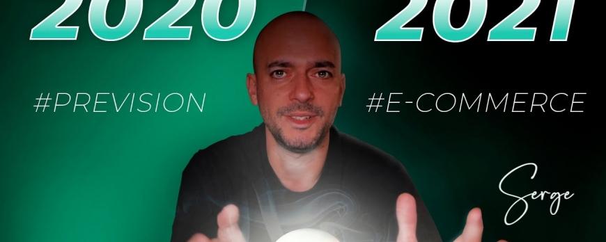 2020 - 2021 (mes prévisions e-commerce)