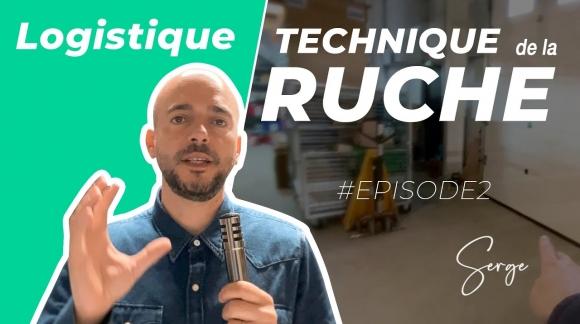 Logistique Ep. 2 : Technique de la Ruche (comme Amazon)