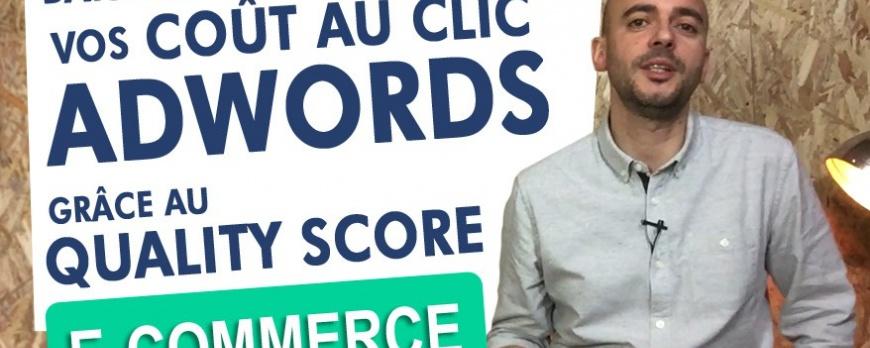Adwords : Comment Améliorer votre Quality Score ?