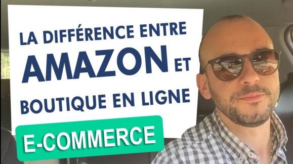 Gagner de l'argent sur internet avec Amazon ou une boutique en ligne ?