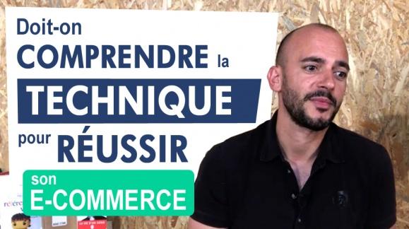 Doit-on être TECHNIQUE pour développer son e-commerce ?