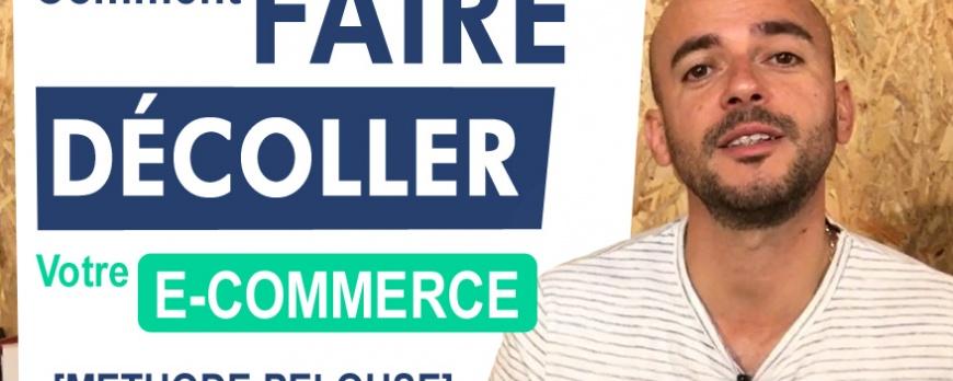 Faire decoller votre e-commerce [Méthode Pelouse]