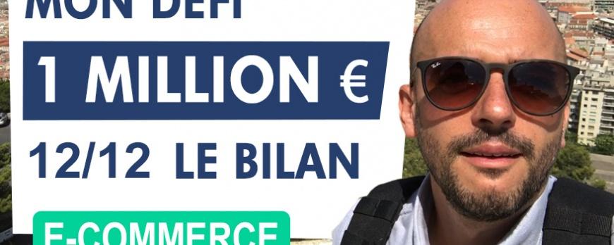 DEFI 1 MILLION € [12/12] : Le bilan