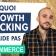Pourquoi le Growth hacking ne t'aide pas