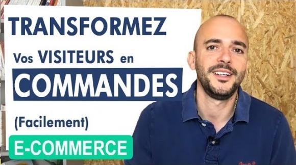 E-Commerce : Du Trafic Mais Pas de Ventes (Changeons ça)
