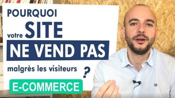 E-Commerce : Pas de Vente sur votre site (Shopify, Prestashop ...) ?